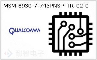 MSM-8930-7-745PNSP-TR-02-0