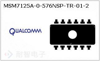 MSM7125A-0-576NSP-TR-01-2