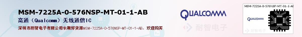 MSM-7225A-0-576NSP-MT-01-1-AB的报价和技术资料